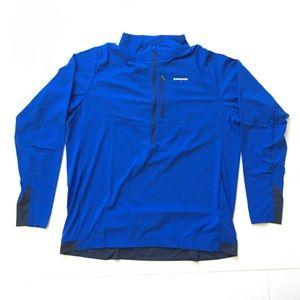 NWT Patagonia Men's Airshed P/O Viking Blue XL